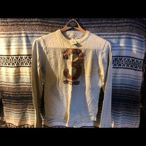 Long sleeve Abercrombie and Fitch